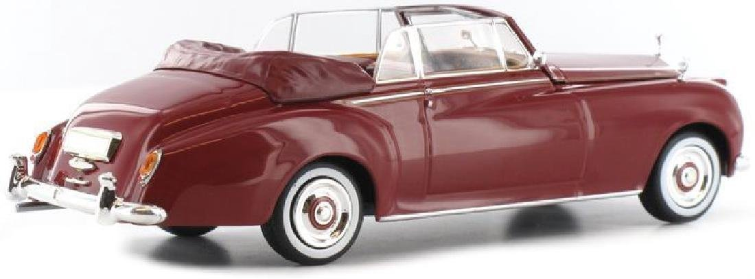 Minichamps 1:43 Rolls-Royce Silver Cloud II Cabriolet - 10