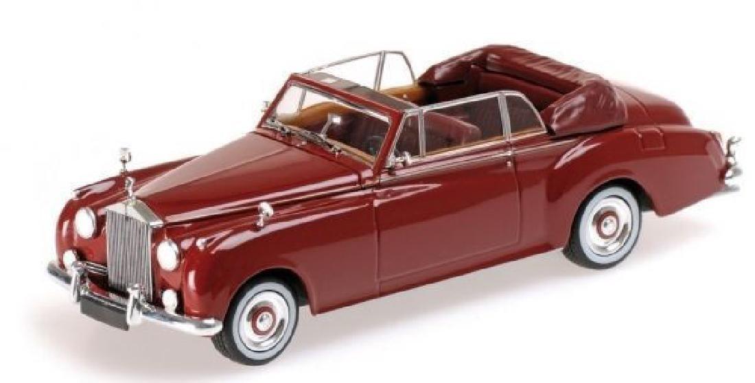 Minichamps 1:43 Rolls-Royce Silver Cloud II Cabriolet - 2