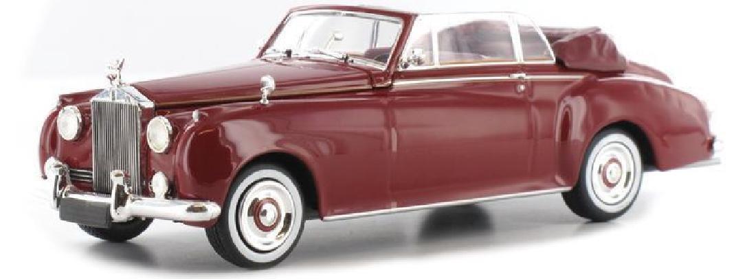 Minichamps 1:43 Rolls-Royce Silver Cloud II Cabriolet - 3