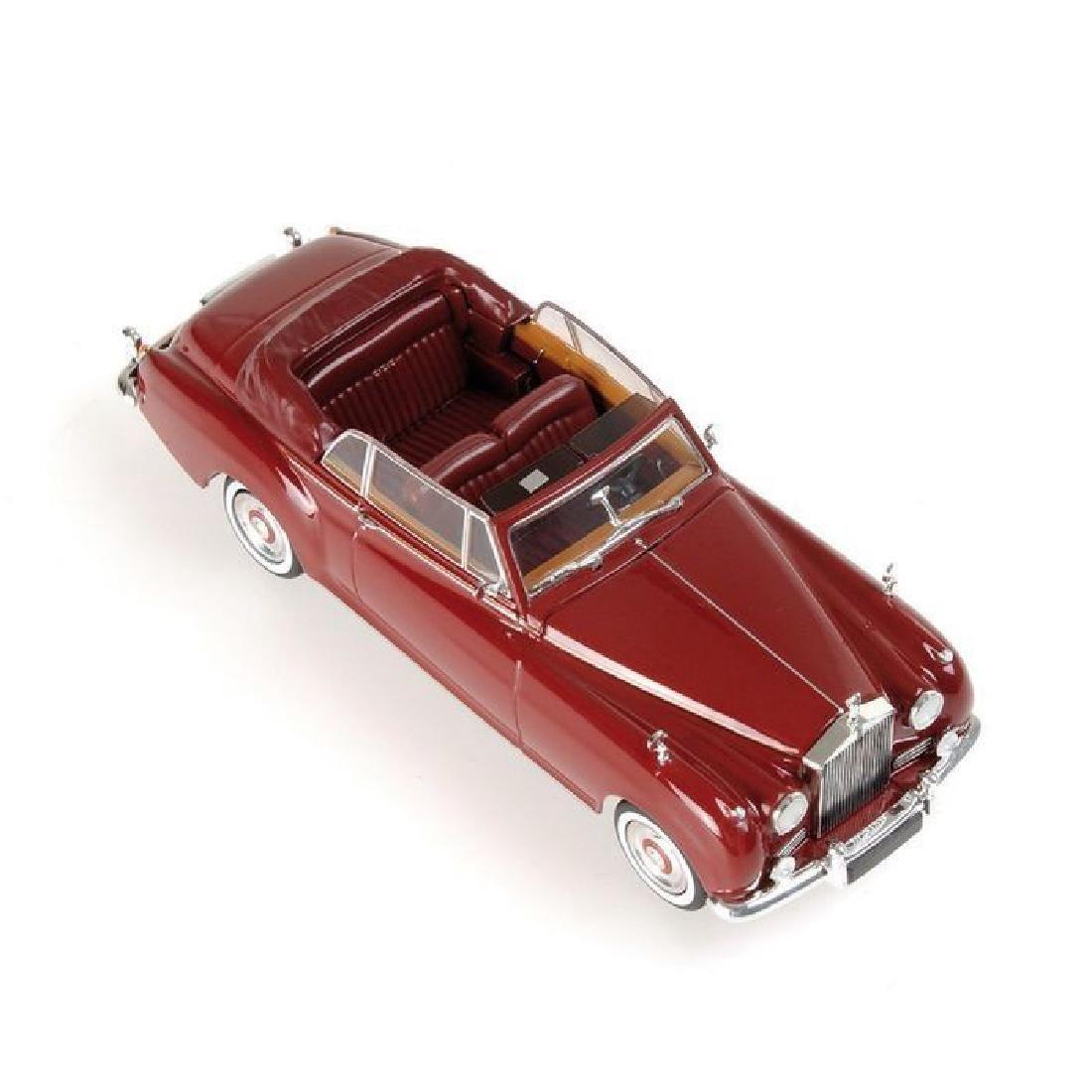 Minichamps 1:43 Rolls-Royce Silver Cloud II Cabriolet - 4