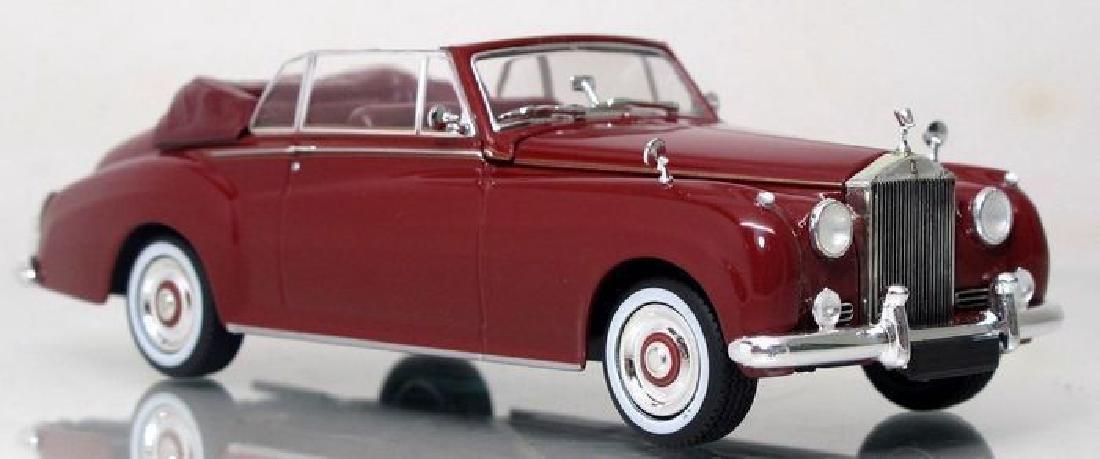Minichamps 1:43 Rolls-Royce Silver Cloud II Cabriolet - 5