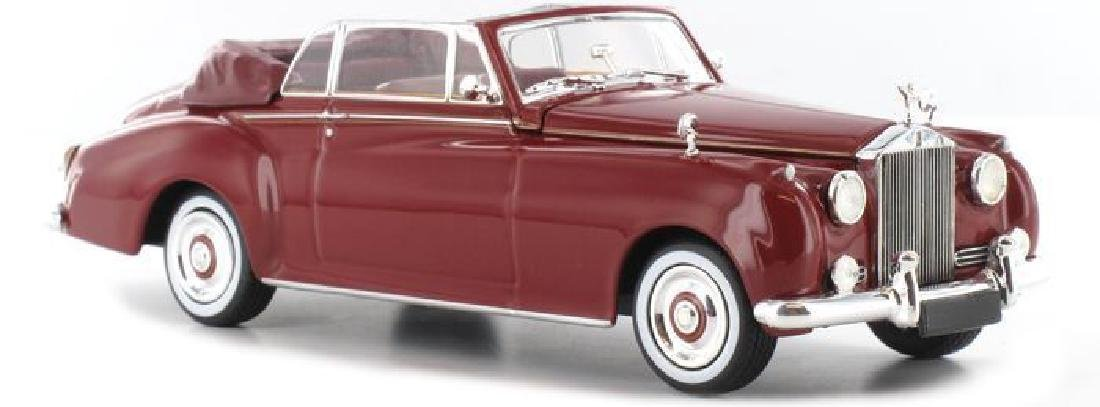 Minichamps 1:43 Rolls-Royce Silver Cloud II Cabriolet - 6