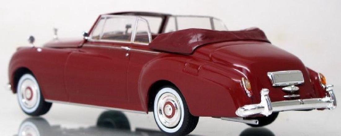 Minichamps 1:43 Rolls-Royce Silver Cloud II Cabriolet - 8