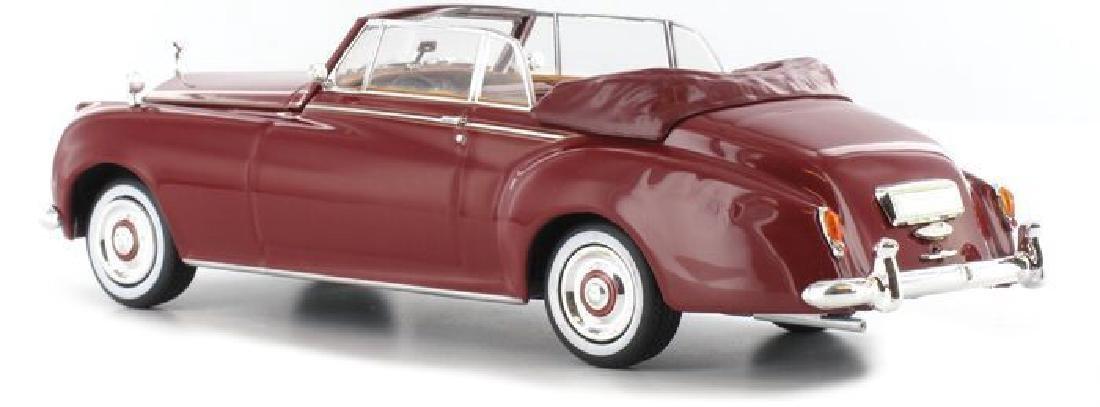 Minichamps 1:43 Rolls-Royce Silver Cloud II Cabriolet - 9
