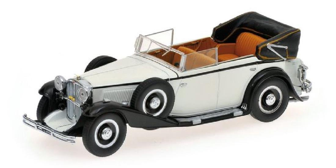 Minichamps Scale 1:43 Maybach Zeppelin DS8 1932
