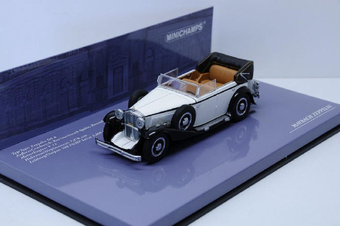 Minichamps Scale 1:43 Maybach Zeppelin DS8 1932 - 2