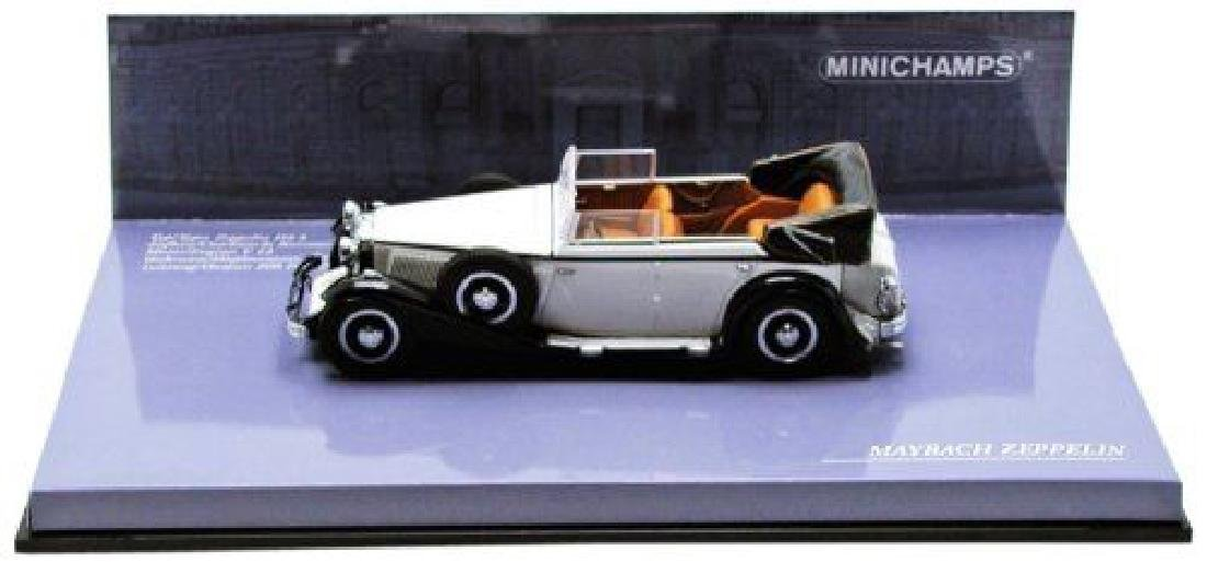 Minichamps Scale 1:43 Maybach Zeppelin DS8 1932 - 4