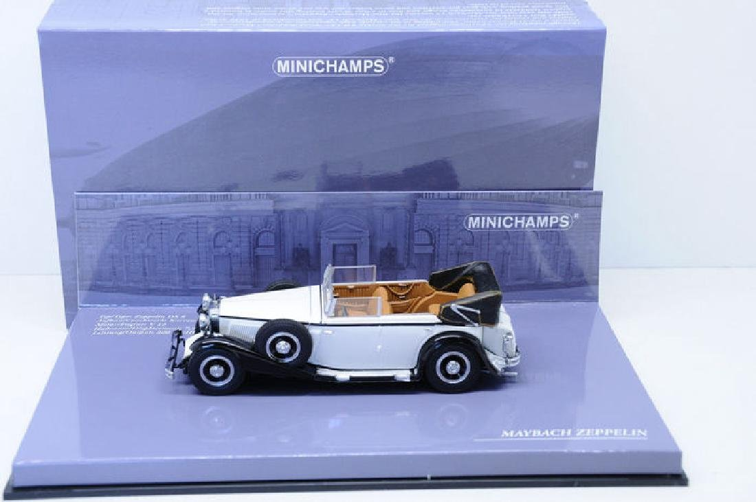 Minichamps Scale 1:43 Maybach Zeppelin DS8 1932 - 5
