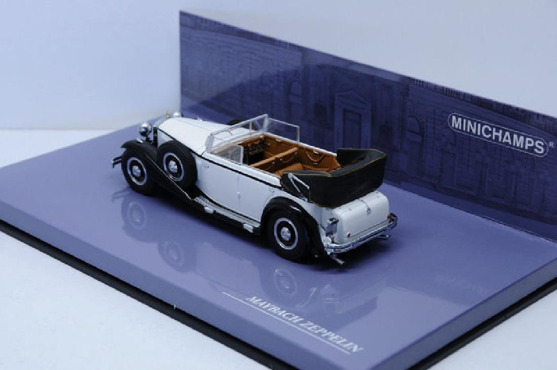 Minichamps Scale 1:43 Maybach Zeppelin DS8 1932 - 7