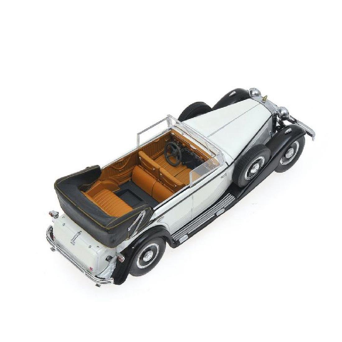 Minichamps Scale 1:43 Maybach Zeppelin DS8 1932 - 8