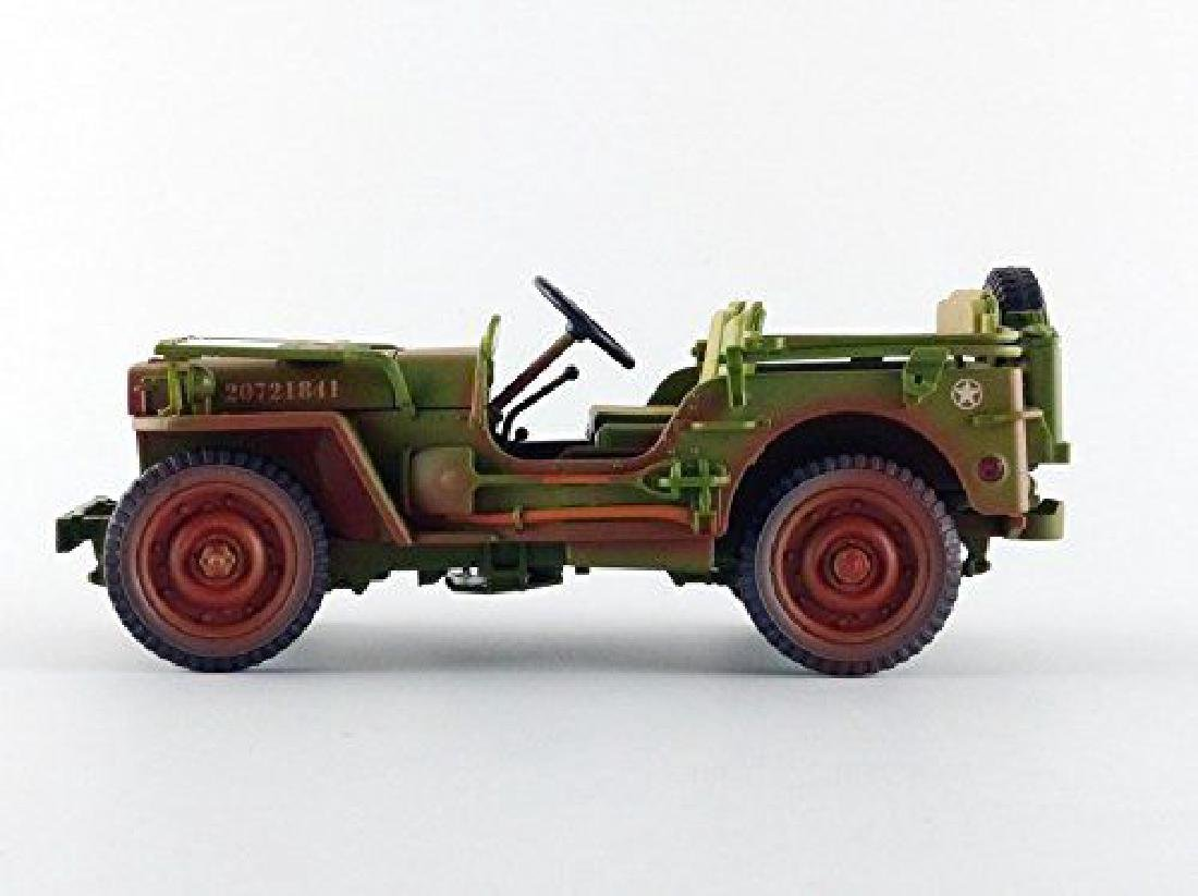 Triple 9 Collection 1:18 Jeep Military Police 1941 - 3