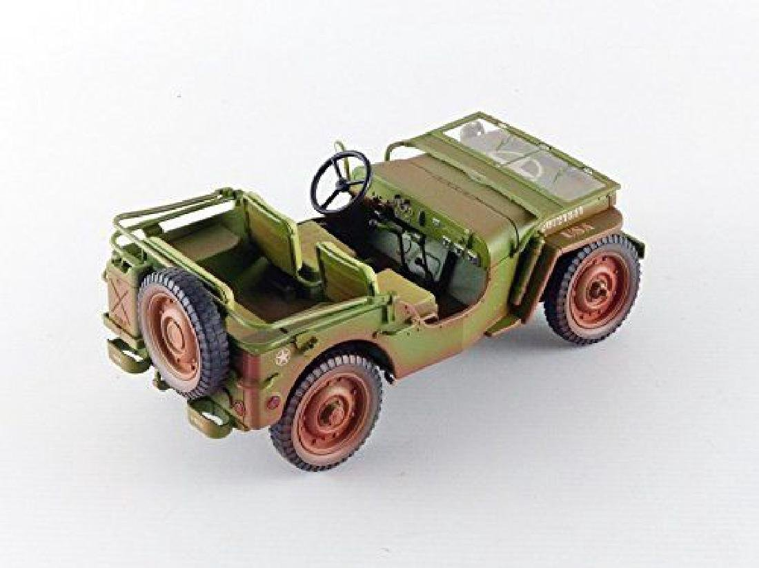 Triple 9 Collection 1:18 Jeep Military Police 1941 - 6