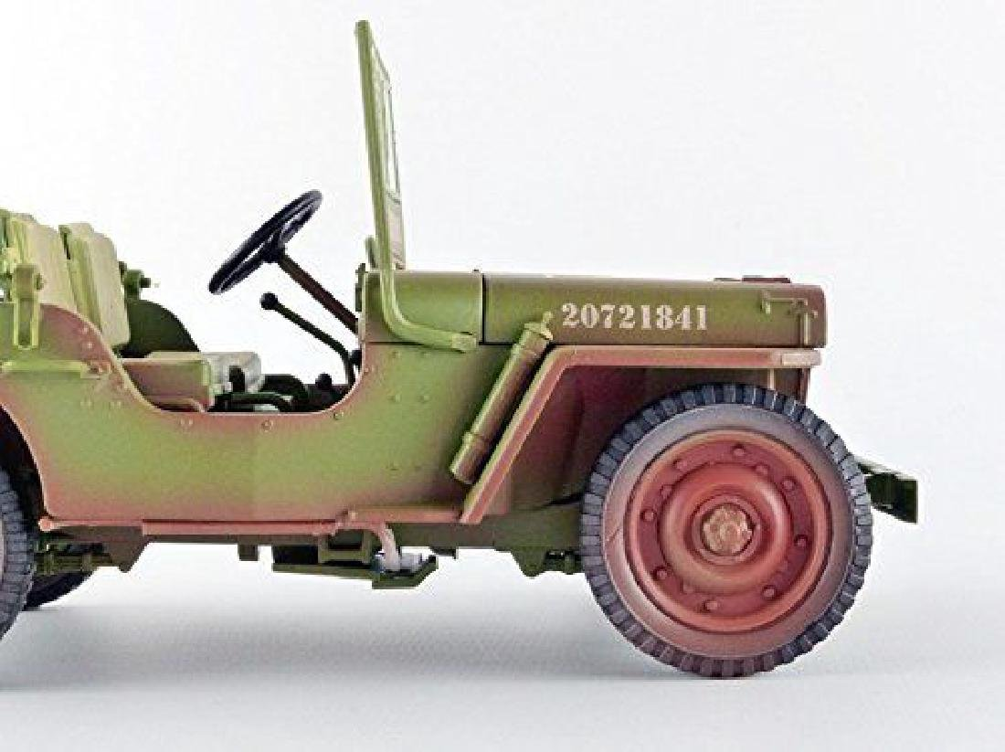 Triple 9 Collection 1:18 Jeep Military Police 1941 - 7