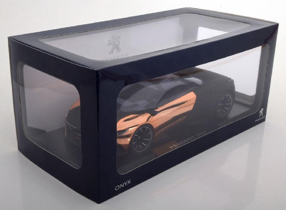 Norev Scale 1:18 Peugeot Onyx - 10