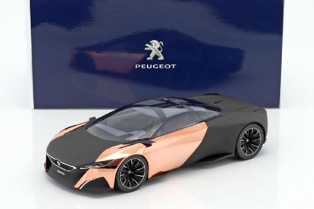 Norev Scale 1:18 Peugeot Onyx