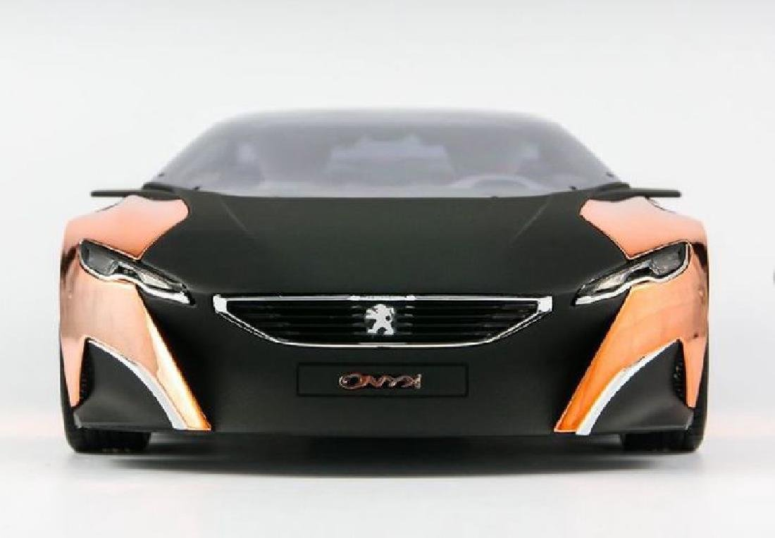 Norev Scale 1:18 Peugeot Onyx - 4