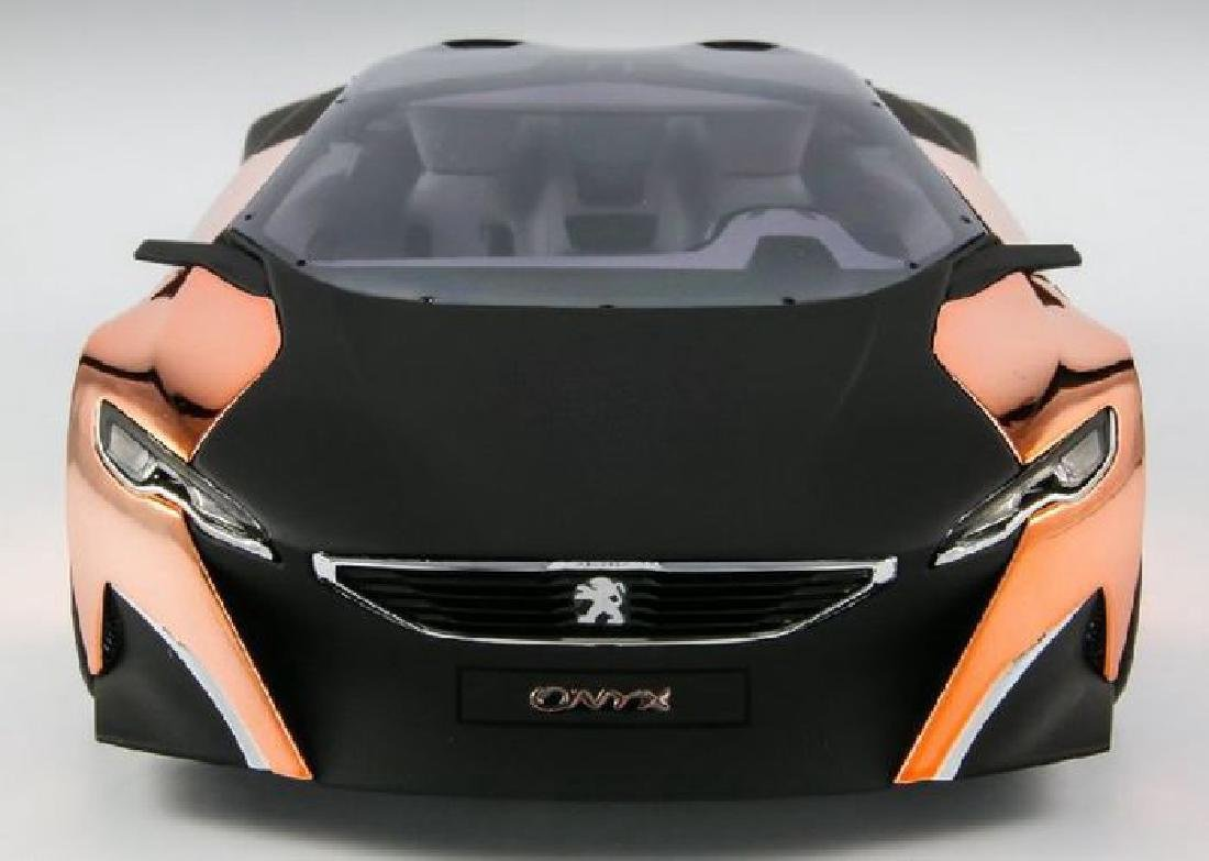 Norev Scale 1:18 Peugeot Onyx - 5