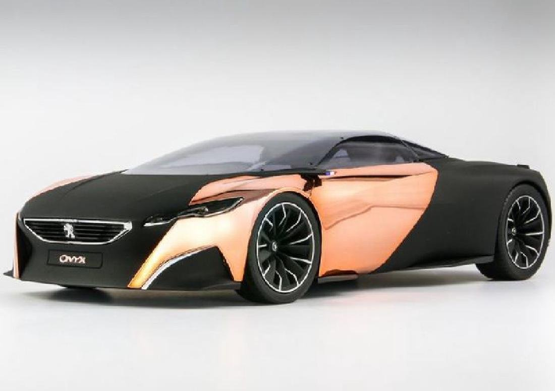 Norev Scale 1:18 Peugeot Onyx - 6