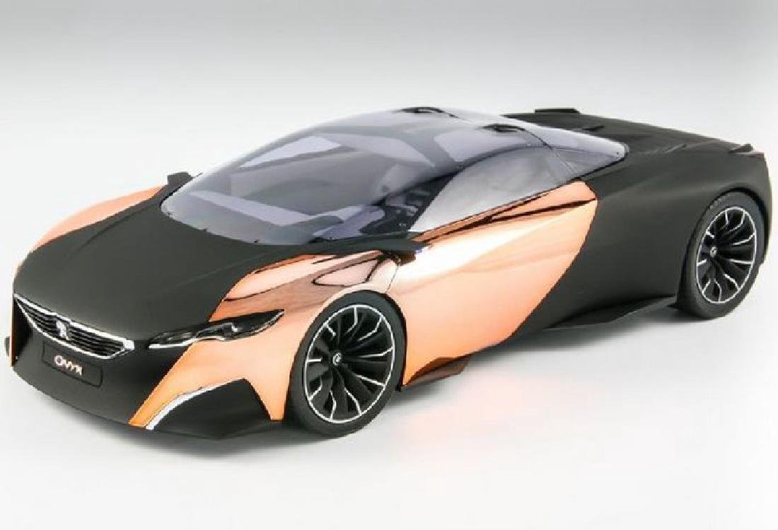 Norev Scale 1:18 Peugeot Onyx - 8