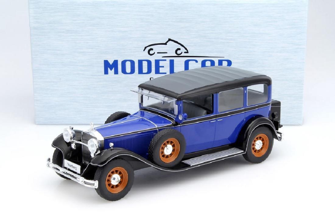 Modelcar Group Scale 1:18 Mercedes-Benz Nürburg 460/460