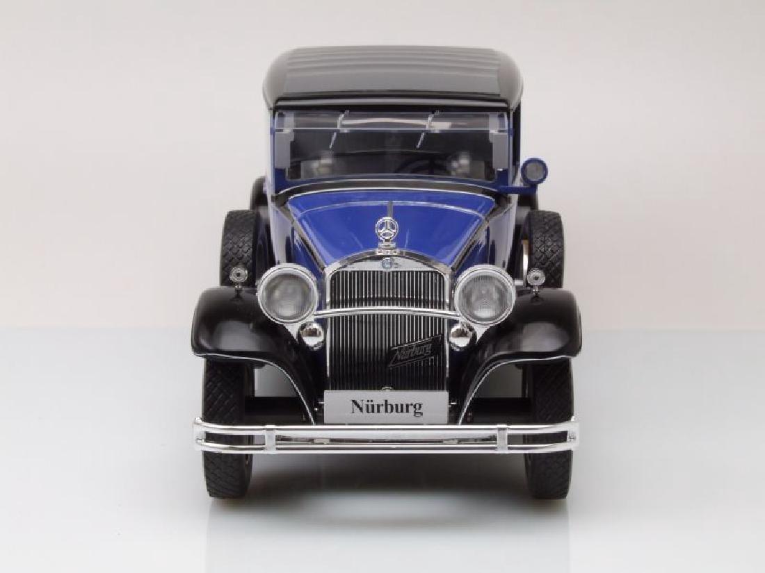 Modelcar Group Scale 1:18 Mercedes-Benz Nürburg 460/460 - 3