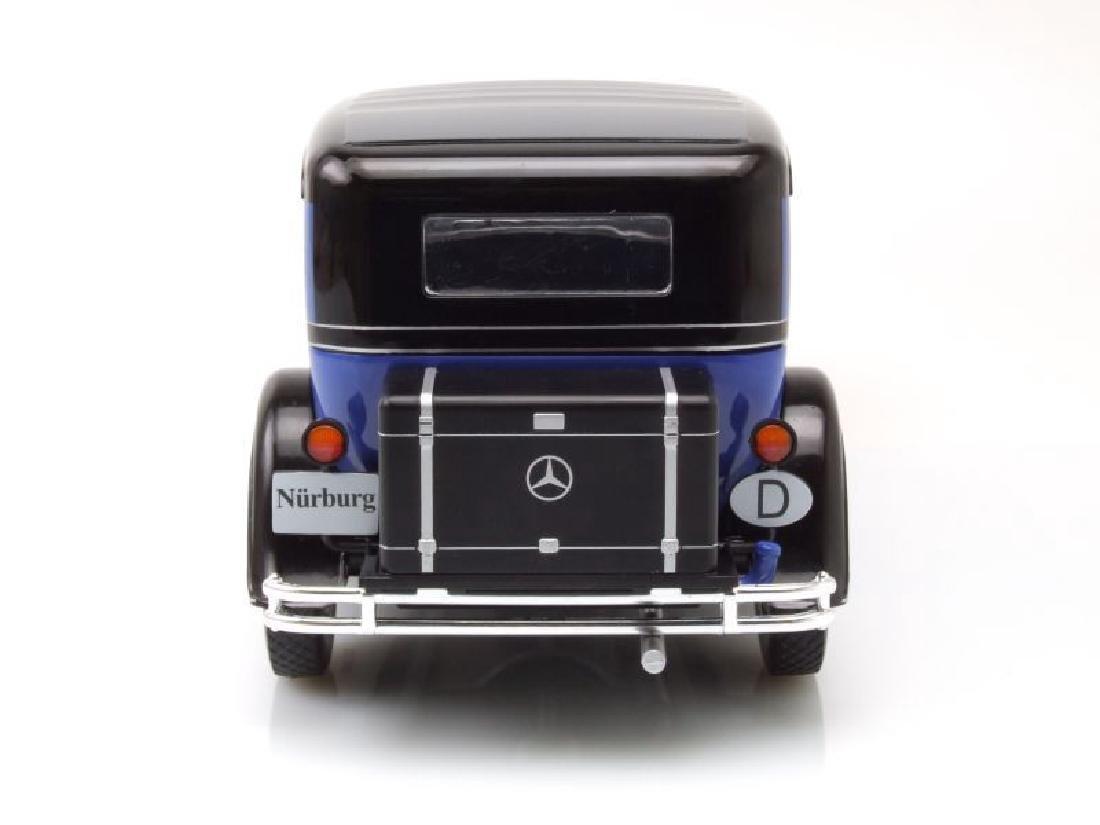 Modelcar Group Scale 1:18 Mercedes-Benz Nürburg 460/460 - 8