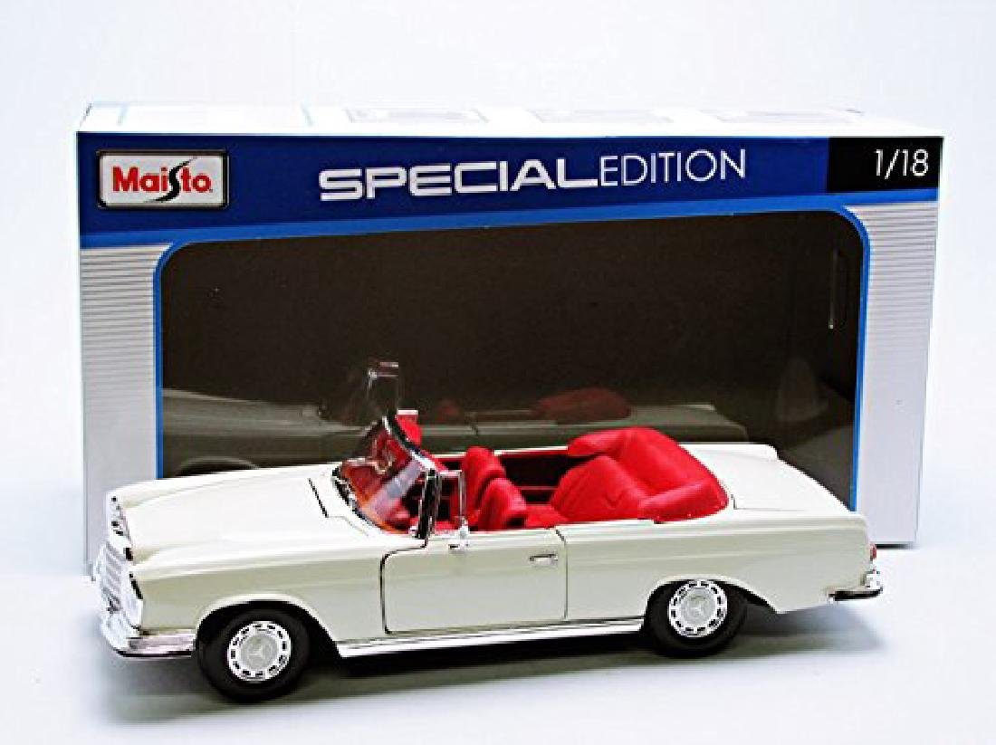 Maisto Scale 1:18 Mercedes-Benz 280SE 1967 - 10