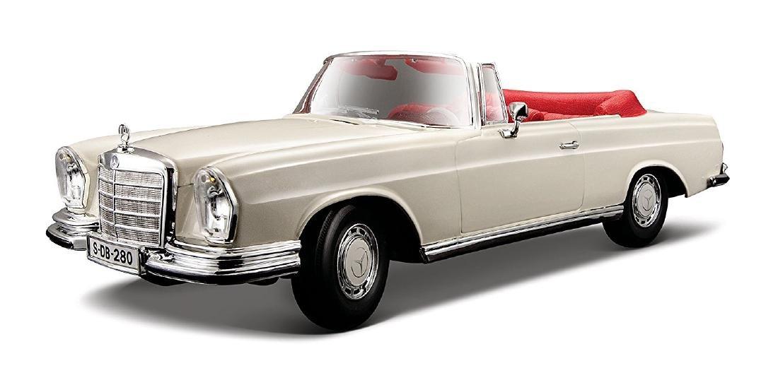 Maisto Scale 1:18 Mercedes-Benz 280SE 1967 - 2