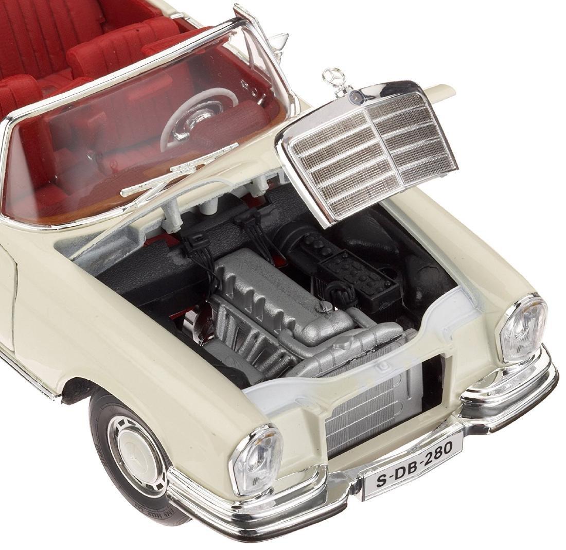 Maisto Scale 1:18 Mercedes-Benz 280SE 1967 - 4