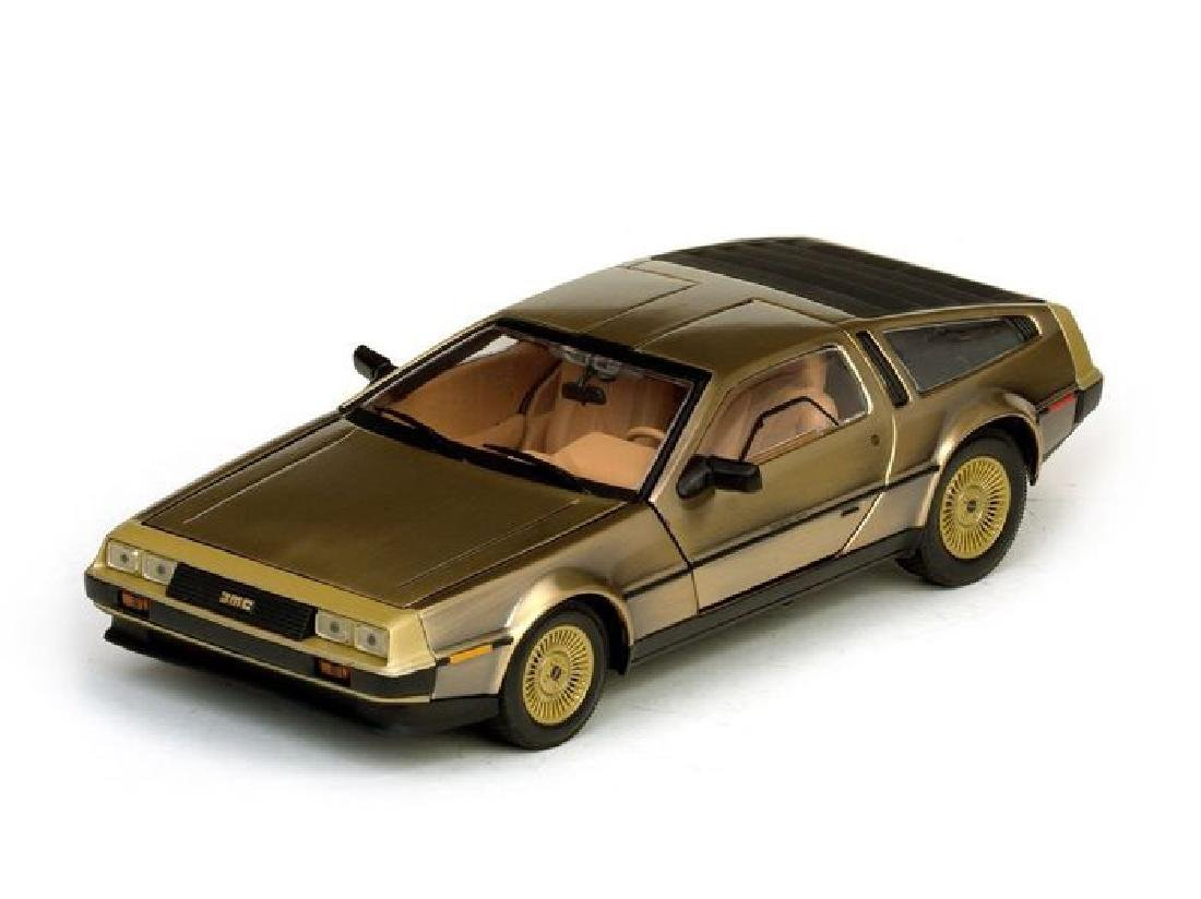 Sun Star Scale 1:18 DeLorean Gold Edition 1981 - 3