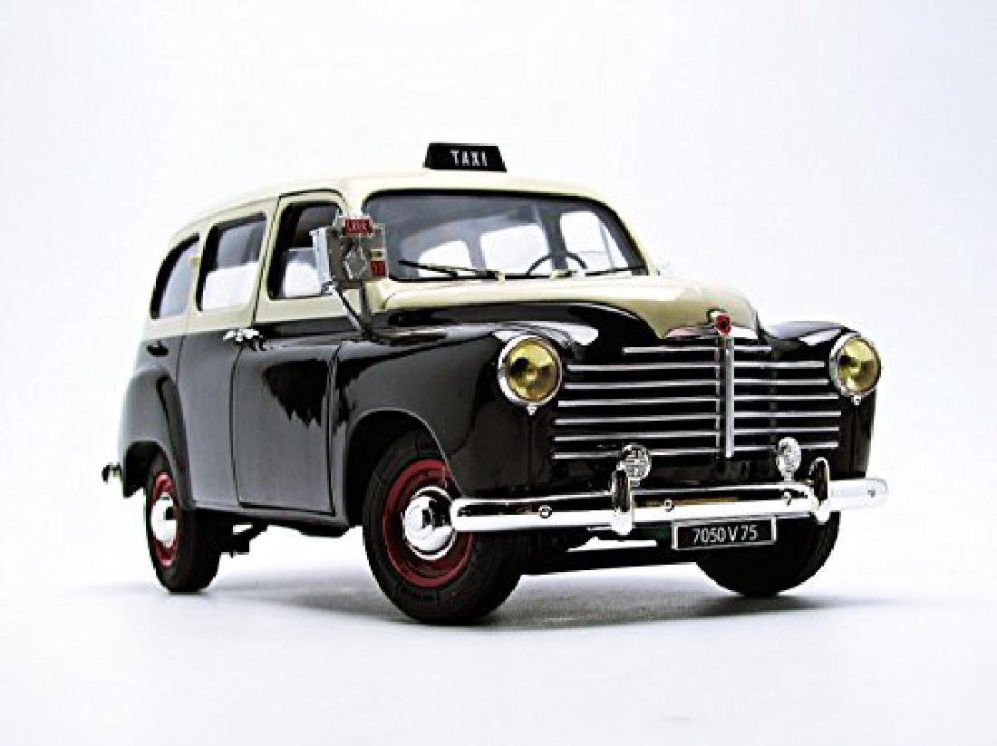Solido Scale 1:18 Renault Colorale Taxi 1953
