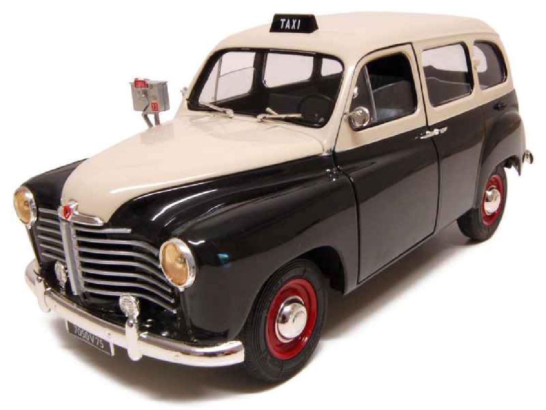 Solido Scale 1:18 Renault Colorale Taxi 1953 - 2