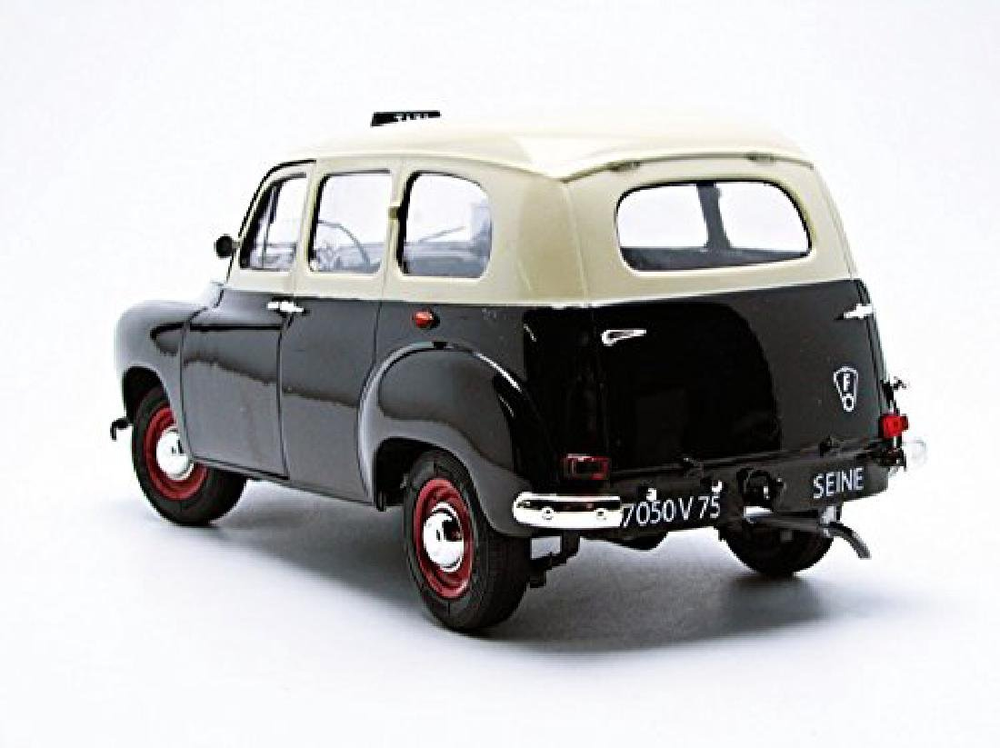 Solido Scale 1:18 Renault Colorale Taxi 1953 - 6