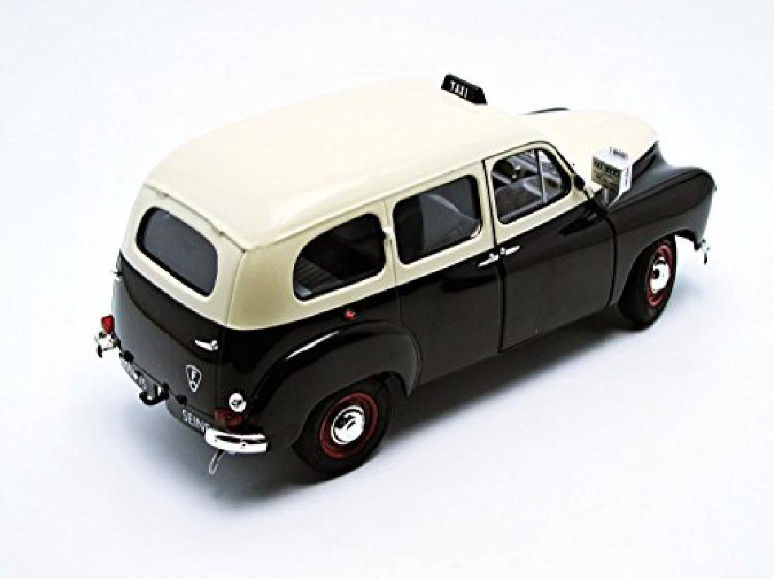 Solido Scale 1:18 Renault Colorale Taxi 1953 - 8