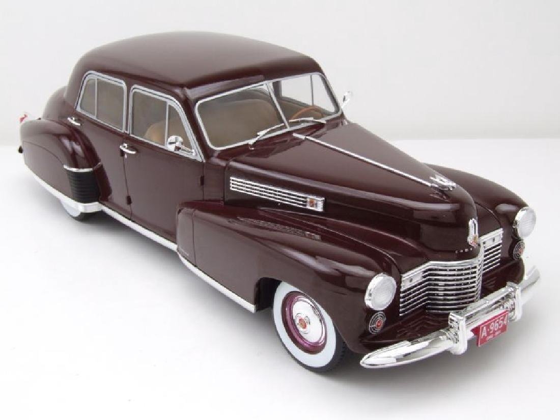 Modelcar Group 1:18 Cadillac Fleetwood Series 60 1941 - 2