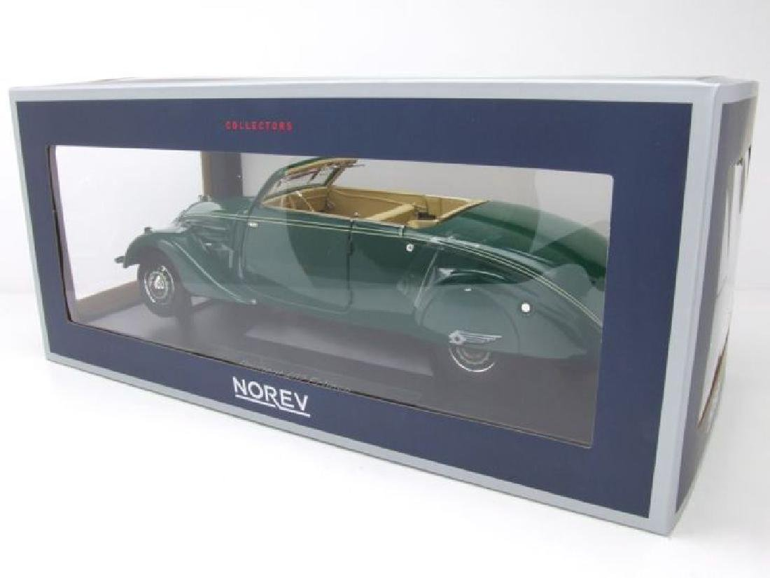 Norev Scale 1:18 Peugeot 402 Eclipse 1937 - 10