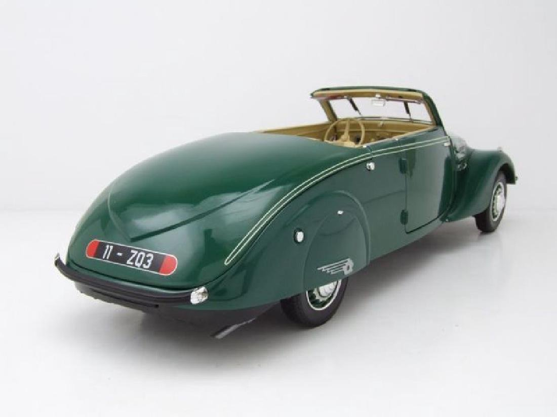 Norev Scale 1:18 Peugeot 402 Eclipse 1937 - 7