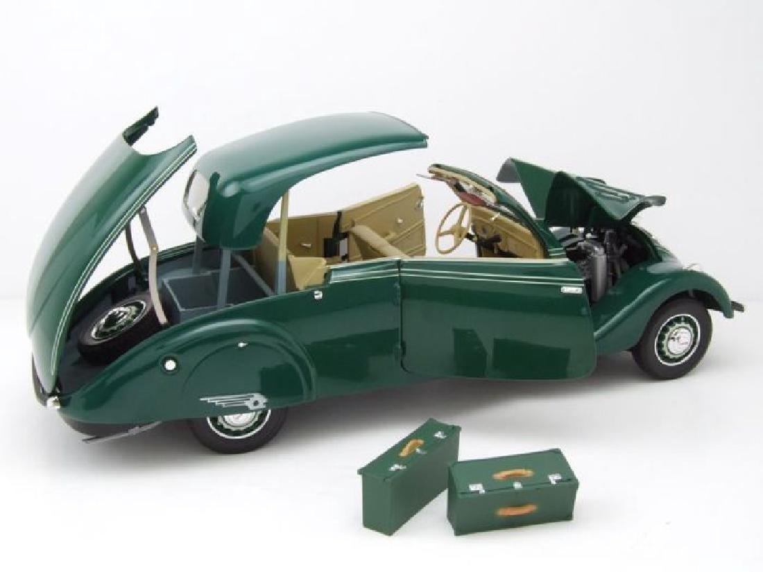 Norev Scale 1:18 Peugeot 402 Eclipse 1937 - 8
