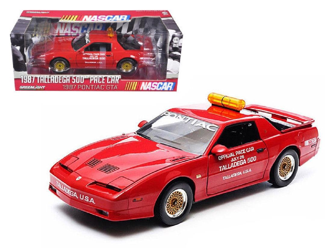 Greenlight 1:18 Pontiac GTA Talladega 500 Pace Car 1987 - 9