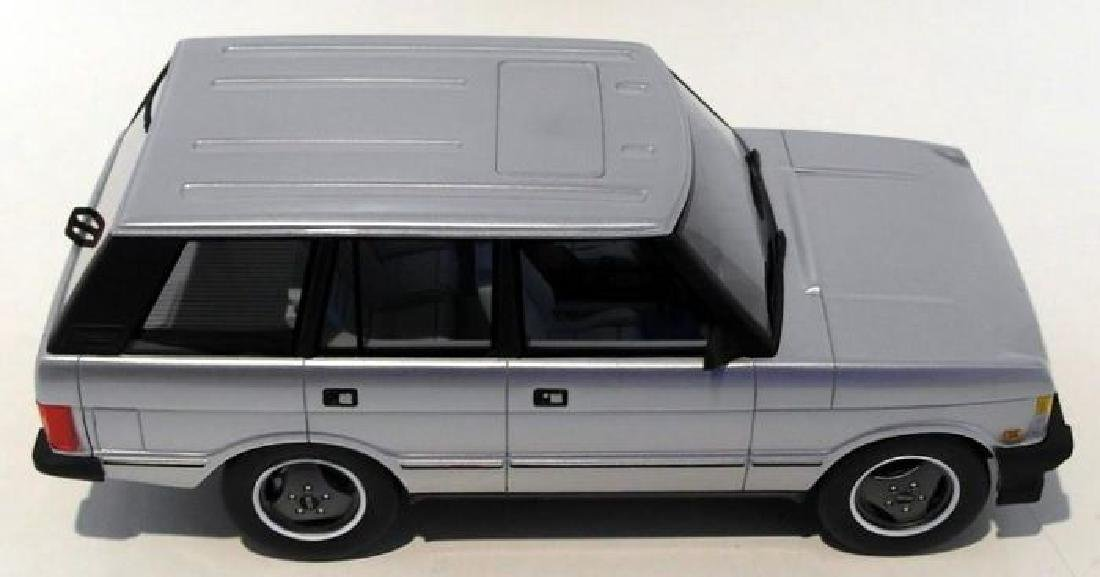 LS Collectibles Scale 1:18 Land Rover Range Rover - 9