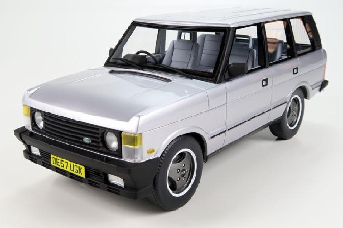 LS Collectibles Scale 1:18 Land Rover Range Rover