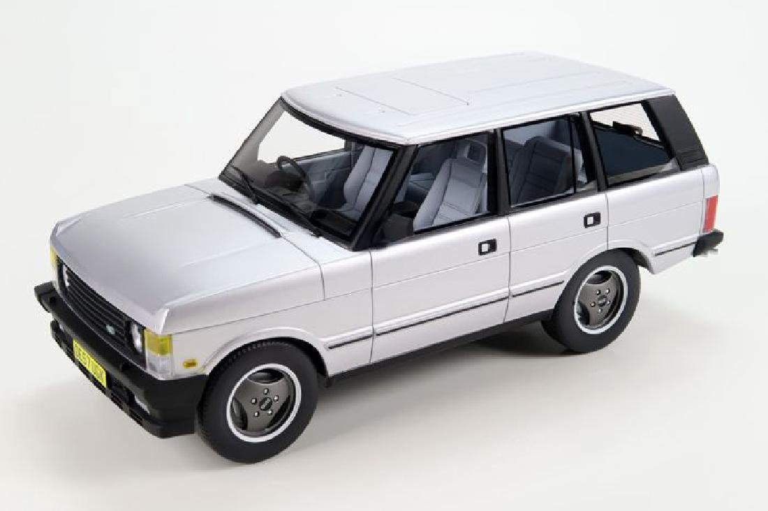 LS Collectibles Scale 1:18 Land Rover Range Rover - 5