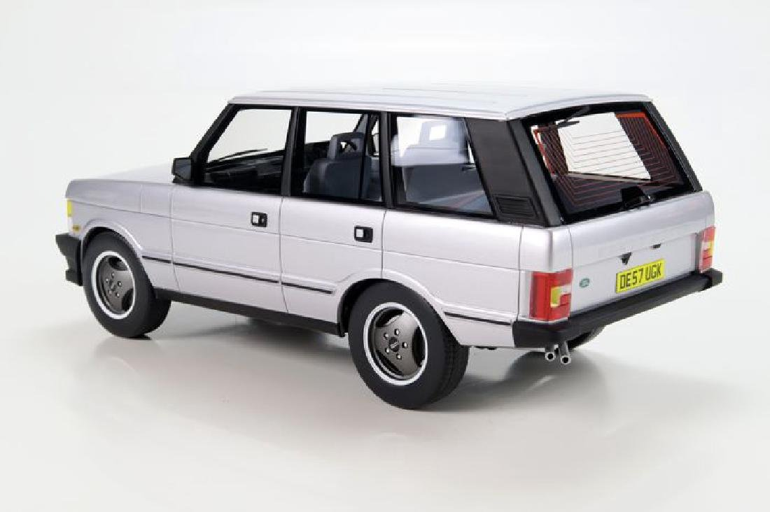 LS Collectibles Scale 1:18 Land Rover Range Rover - 7