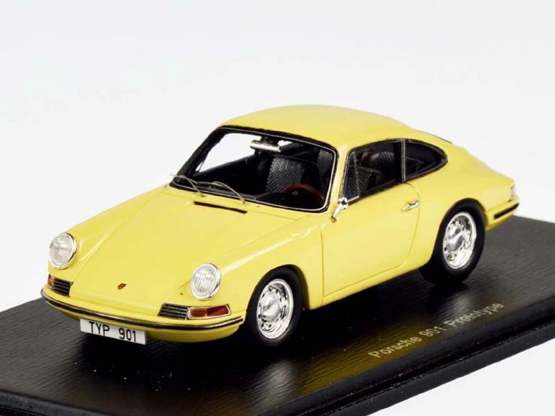 Spark Scale 1:43 Porsche 901 Prototype - 2