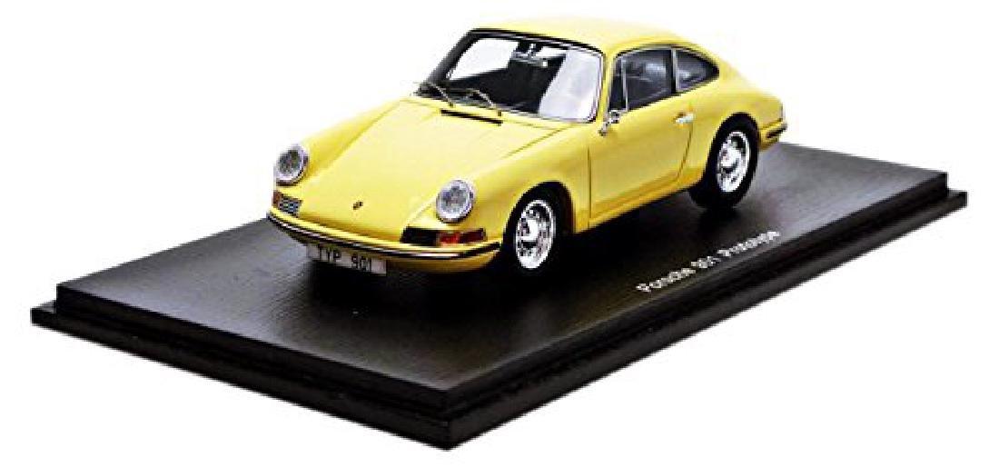 Spark Scale 1:43 Porsche 901 Prototype - 3