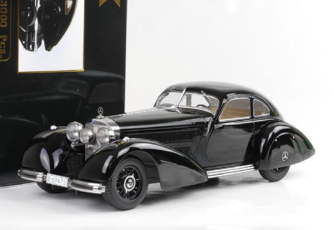 KK-Scale 1:18 Mercedes-Benz 540 Autobahnkurier 1938