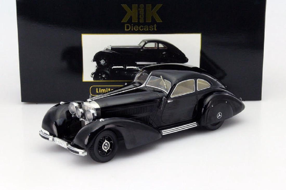 KK-Scale 1:18 Mercedes-Benz 540 Autobahnkurier 1938 - 2