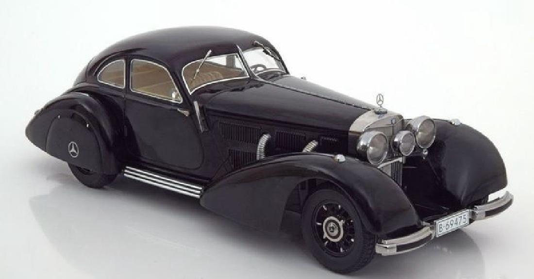 KK-Scale 1:18 Mercedes-Benz 540 Autobahnkurier 1938 - 5