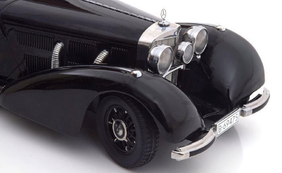 KK-Scale 1:18 Mercedes-Benz 540 Autobahnkurier 1938 - 6