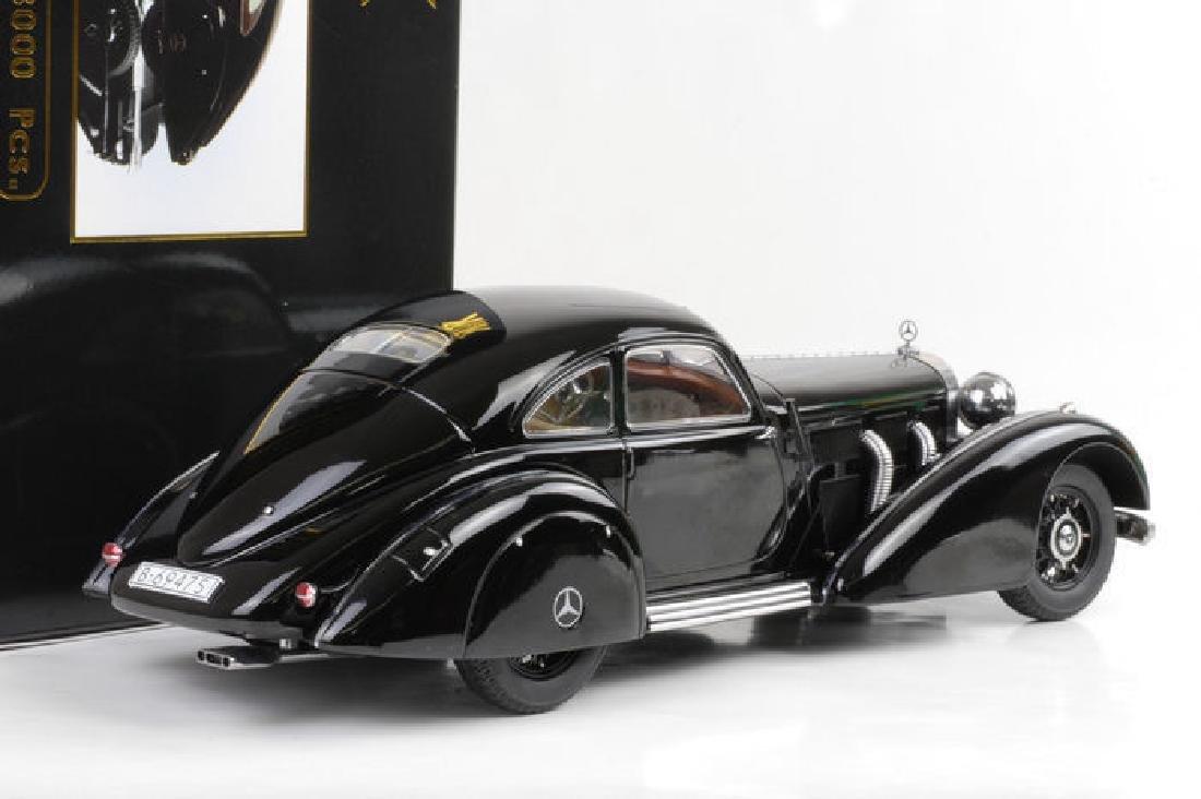KK-Scale 1:18 Mercedes-Benz 540 Autobahnkurier 1938 - 8